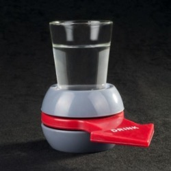 Hey! Play! Spin-the-Shot-Glass Drinking Game found on Bargain Bro Philippines from Tractor Supply for $9.99