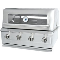 3 Embers Drop-In 4-Burner Gas Grill, GAS8490AS found on Bargain Bro India from Tractor Supply for $999.99