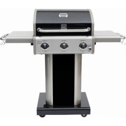 Kenmore 3 Burner Pedestal Grill In Black; PG-4030400LD found on Bargain Bro Philippines from Tractor Supply for $379.99