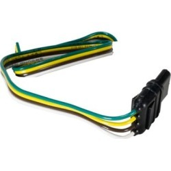 Hopkins Towing Solutions 4 Wire Flat