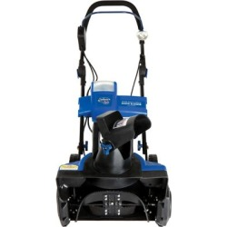 Snow Joe iON18SB-CT Cordless Single Stage Snow Blower, 18 in., 40 Volt, Brushless, Core Tool Only