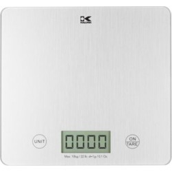 Kalorik XL Silver Digital Kitchen Scale, EKS 42428 S