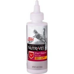 Nutri-Vet Ear Cleanse for Cats, 4 oz.