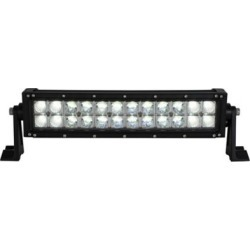 Buyers Products 14.125 in. Clear Curved Combination Spot-Flood Light Bar