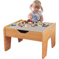 KidKraft Activity Table With Board Gray, 17506