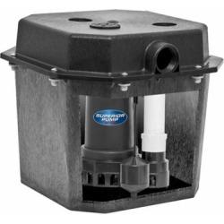 Superior Pump 92072 Pre-Assembled Remote Sink / Drain Pump System