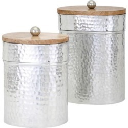 Brant Lidded Containers, Set of 2