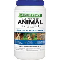 Liquid Fence All-Purpose Animal Repellent Granules, 2 lb., HG-65006