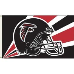 Annin Officially Licensed Atlanta Falcons Flag, 3 ft. x 5 ft.