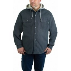 Wolverine Men's Overman Hooded Shirt Jacket found on Bargain Bro Philippines from Tractor Supply for $47.99