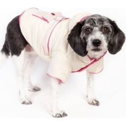 Pet Life Double-Toned Jewel Pet Jacket