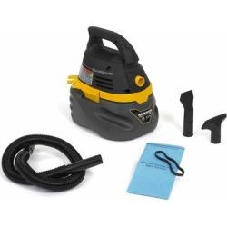 Workshop Wet/Dry Vac WS0250VA Compact; 2.5-Gallon Small Shop Vacuum Cleaner; 1.75 Peak HP Portable Vacuum