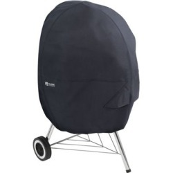 Classic Accessories Patio Kettle BBQ Grill Cover, Black, 55-315-010401-00 found on Bargain Bro India from Tractor Supply for $29.99