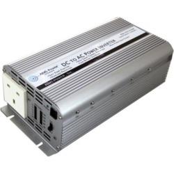 AIMS Power 1250W Power Inverter, UK Plug 230V, European 12V