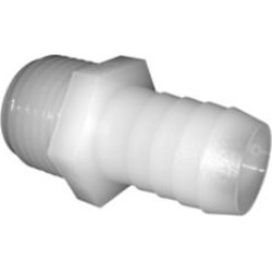 Green Leaf Inc. Garden Hose Adapter, 3/4 in. MGHT x 1/2 in. Barb, D 3412 P found on Bargain Bro Philippines from Tractor Supply for $1.89