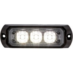 Buyers Products 3.375 in. Clear LED Mini Strobe Light