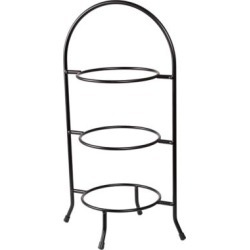 Creative Home Iron Works 3-Tier Dessert Plate Holder