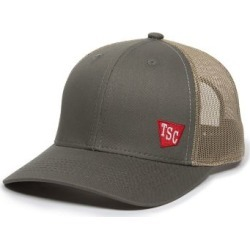 Tractor Supply Olive Shield Cap