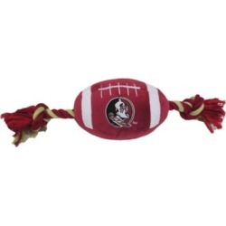 Pets First Co. Florida State Seminoles Pet Football Toy
