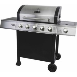 Dyna-Glo 5-Burner Open-Cart Propane Gas Grill found on Bargain Bro India from Tractor Supply for $269.99