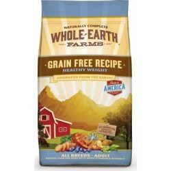 Merrick Whole Earth Farms Healthy Weight Dry Dog Food, 25 lb. Bag