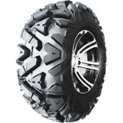Wolf Pack Wolf Pack ATV/UTV Tire SP1004, 26X11-12 8PR SU81