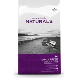 Diamond Naturals Small Breed Chicken & Rice Formula Adult Dog Food, 6 lb. Bag