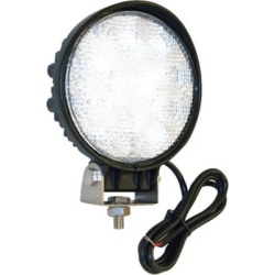 Buyers Products 5.5 in. Clear Round Flood Light