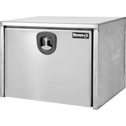 Buyers Products 18 in. x 18 in. x 18 Stainless Steel Truck Box with Polished Stainless Steel Door