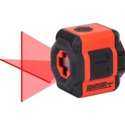 Johnson Level Self-Leveling Cross-Line Laser