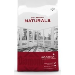 Diamond Naturals Indoor Dry Cat Food, 18 lb. Bag