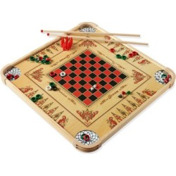 Carrom Game Board, 100.01