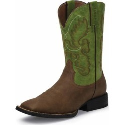 Justin Boots Men's 11 in. Bay Apache Farm and Ranch Boots