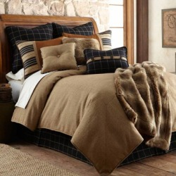 HiEnd Accents 5-Piece Ashbury Bedding Set