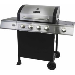 Dyna-Glo 4-Burner Open-Cart Propane Gas Grill found on Bargain Bro India from Tractor Supply for $229.99