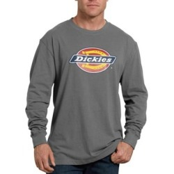 Dickies Men's Long Sleeve Regular Fit Icon Graphic Tee found on MODAPINS from Tractor Supply for USD $19.99
