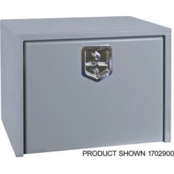 Buyers Products 14 in. x 16 in. x 24 in. Primed Steel Underbody Truck Box