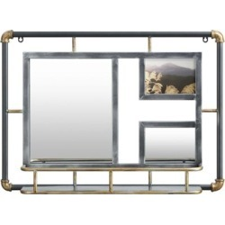4D Concepts Systems Piping Mirror with Frame, 187044 found on Bargain Bro India from Tractor Supply for $99.99