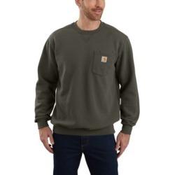 Carhartt Men's Pocket Crew Neck Sweatshirt, 103852
