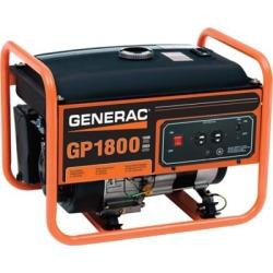 Generac 5981 - GP1800 1800W Portable Generator, 49-State/CSA, 5981