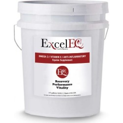 Excel Equine Supplement, 5 gal., EXCELEQ-5GALLON found on Bargain Bro Philippines from Tractor Supply for $259.99
