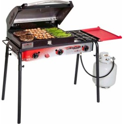 Camp Chef Big Gas Grill Three-Burner Stove found on Bargain Bro India from Tractor Supply for $399.99