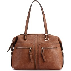 Blancha Front-Zip Satchel found on MODAPINS from MKF Collection for USD $24.99