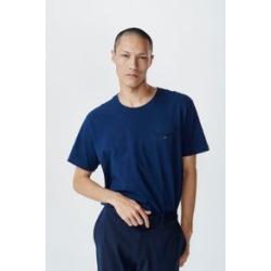 Camisa t-pocket básica MARINHO found on Bargain Bro India from Mr. Cat for $48.96