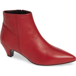 Women's Seychelles Biome Bootie, Size 9 M - Red