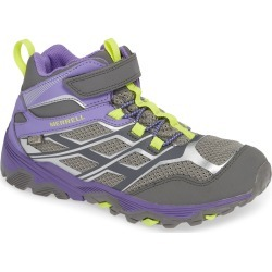 Boy's Merrell Moab Fst Mid Top Waterproof Sneaker Boot found on Bargain Bro India from Nordstrom for $67.95