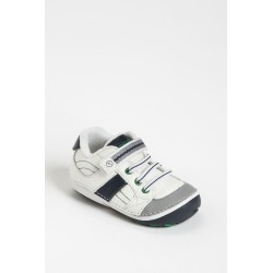 Infant Boy's Stride Rite Artie Sneaker, Size 4 XW - White found on Bargain Bro Philippines from Nordstrom for $48.00