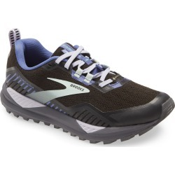 Women's Brooks Cascadia 15 Gtx Gore-Tex Waterproof Trail Running Shoe, Size 12 B - Black found on Bargain Bro from Nordstrom for USD $121.60
