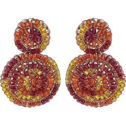 Women's Lavish By Tricia Milaneze Beaded Drop Earrings found on Bargain Bro Philippines from Nordstrom for $79.00