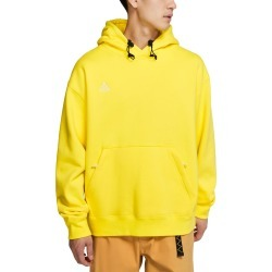 Men's Nike Acg Men's Pullover Hoodie, Size Medium - Yellow